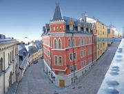 Bellmansgatan Panorama, photo by Julie O'Connor
