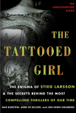 The Tattooed Girl Book Cover